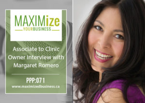 Associate to Clinic Owner: Interview with Margaret Romero – PPP:071