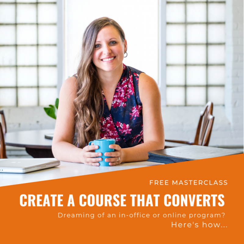 Create A Course That Converts Tile