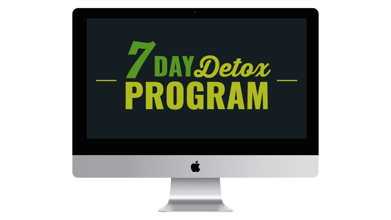 7 Day Detox Program Image