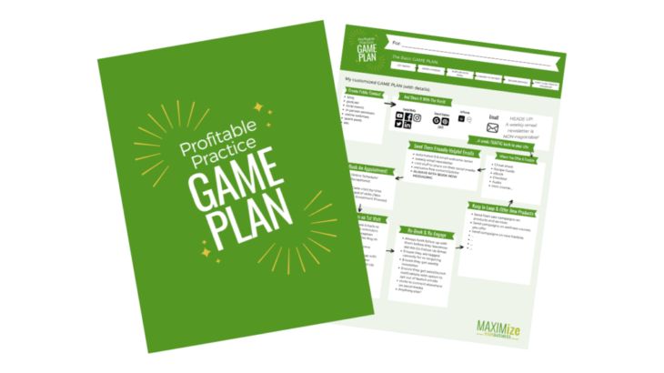 The Profitable Practice GAME PLAN