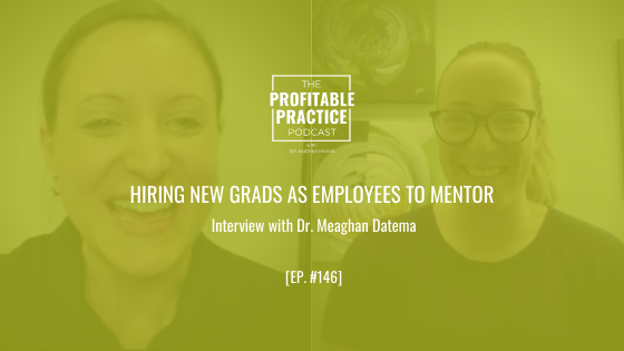 Hiring New Grads As Employees To Mentor [Ep. #146]